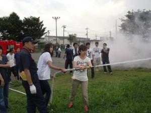 自衛消防隊員研修会