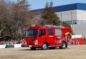 平成25年消防出初式